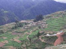 अाेदि गाउँ